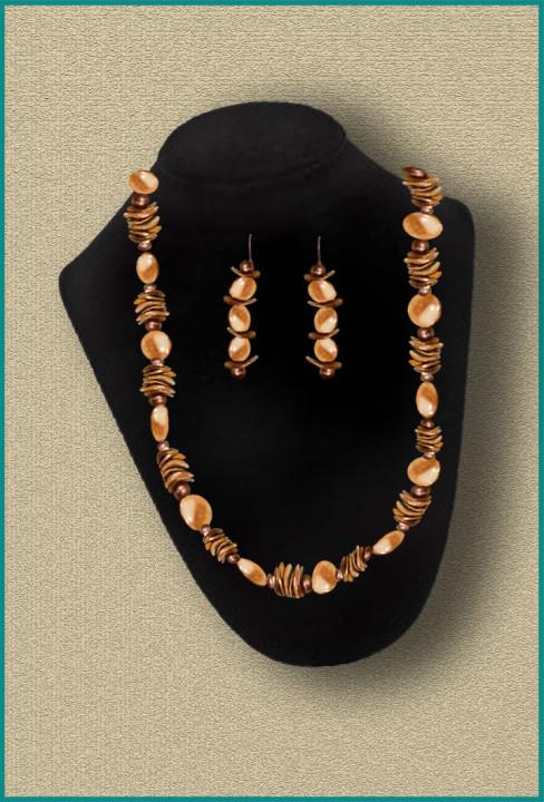 Copper Champagne Sophisti-Collars