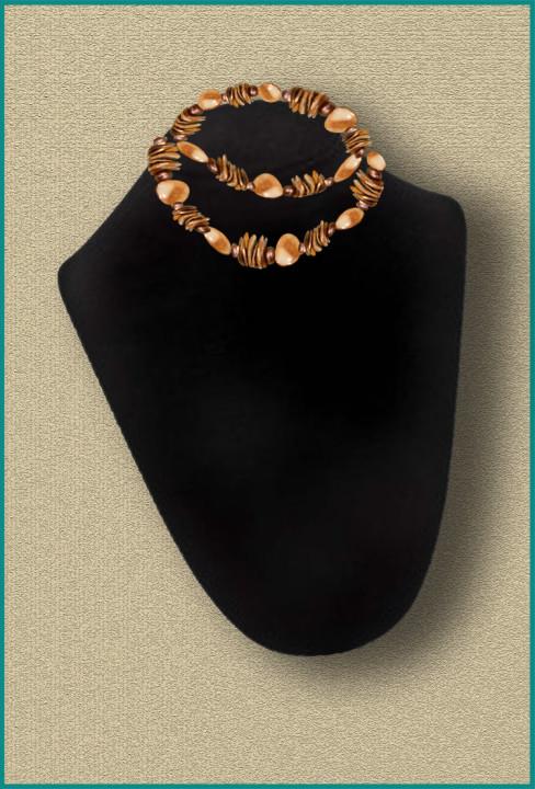 Copper Champagne Sophisti-Cuffs™